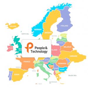 피플앤드테크놀러지 유럽지사 설립
