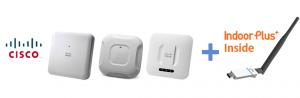 피플앤드테크놀러지 IndoorPlus USB 타입 IOT RTLS BLE 스캐너 / 게이트웨이